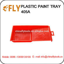 Red Mini Plastic paint tray